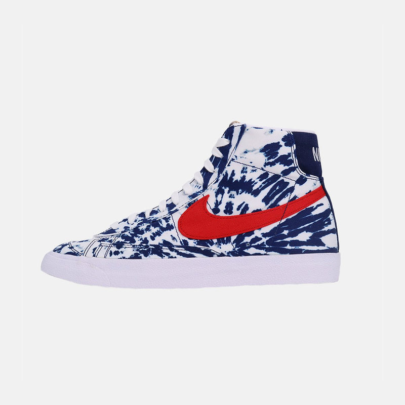 Nike Blazer Mid '77 Vntg - University Red / White / Blue Void