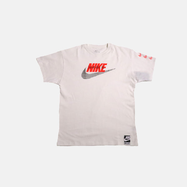 DripLA - Nike Mens NSW SS Tee Diy Futura- white