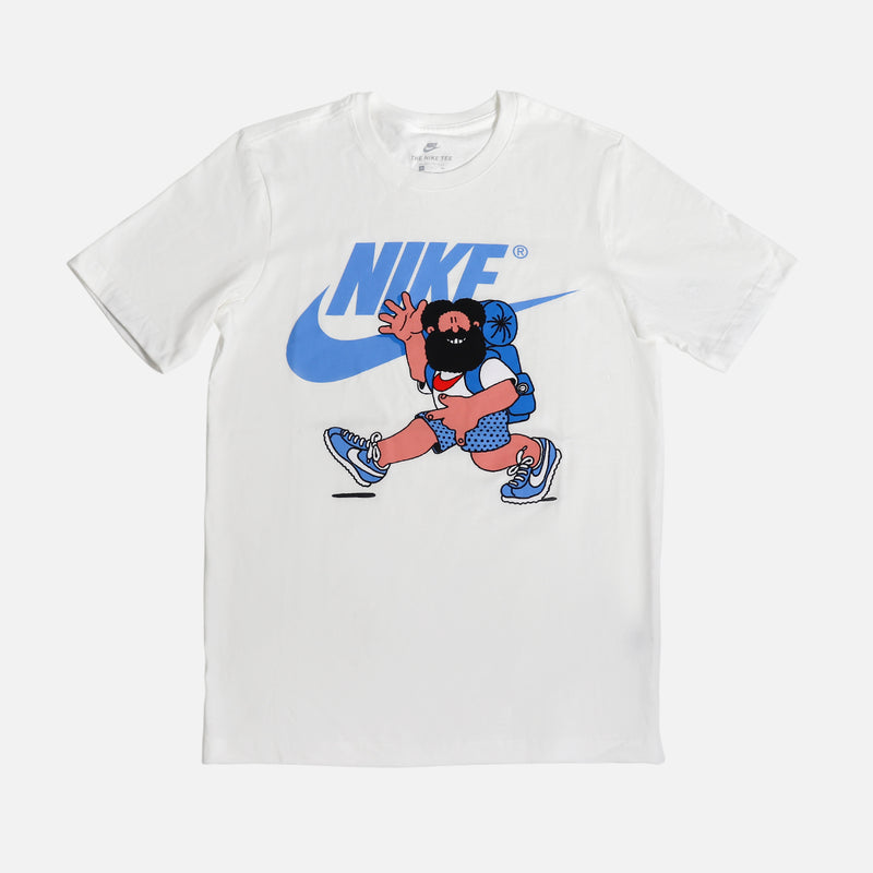 Nike NSW Hike SS Tee- White