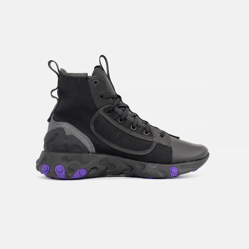 Nike React Ianga- Black/Light Auqua/Anthracite