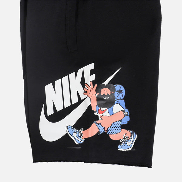 Nike Sportswear Hiking Man Shorts- Black