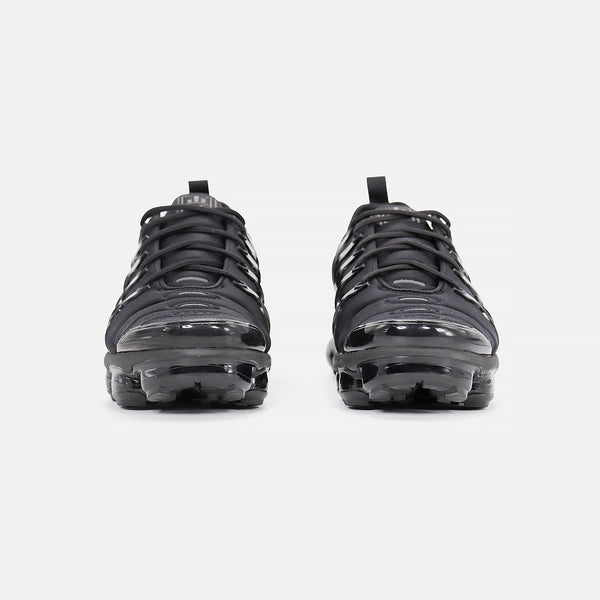 Nike Air VaporMax Plus- Black/Black/Dark Grey