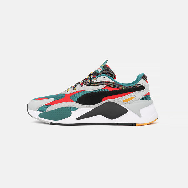 Puma RS-X^3 Mix- Teal Green/Puma Black