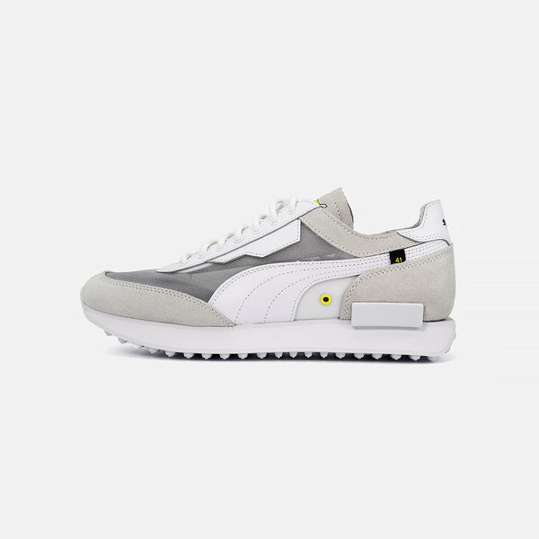 Puma Future Rider X Chinatown Market- White/Yellow