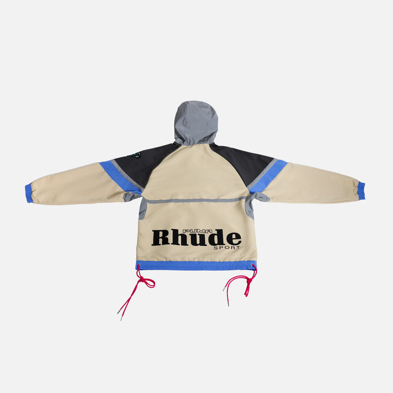 DripLA - Puma x Rhude HZ Jacket- Safari
