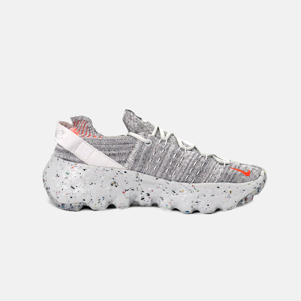 DripLA - Womens  Nike Space Hippie 04 - Summit White/Hyper Crimson