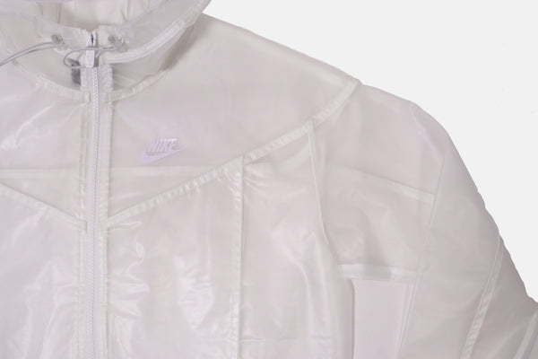 Womens Nike NSW WR Jacket- Transparent