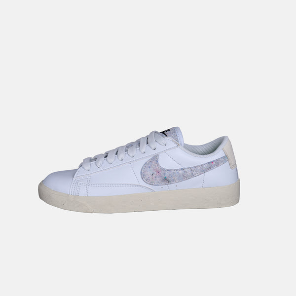 DripLA - Womens Nike Blazer Low SE - Light Armory Blue