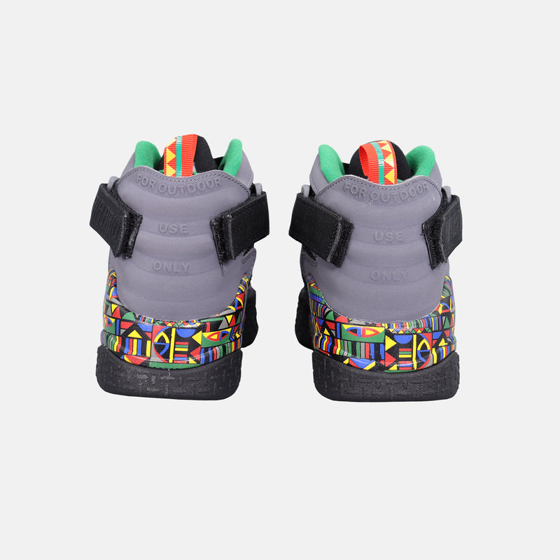 Nike Air Raid - Dark Grey / Black Multi Color