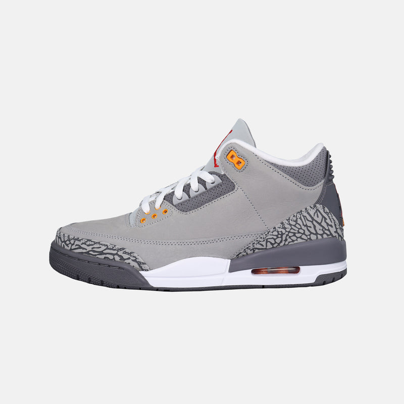 Air Jordan 3 Retro - Cool Grey
