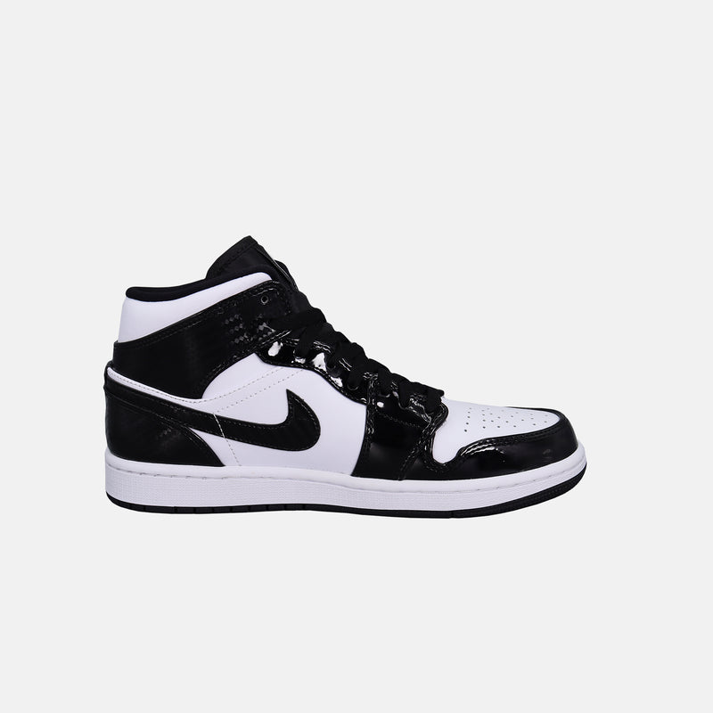 Air Jordan 1 Mid SE ASW - Black / White