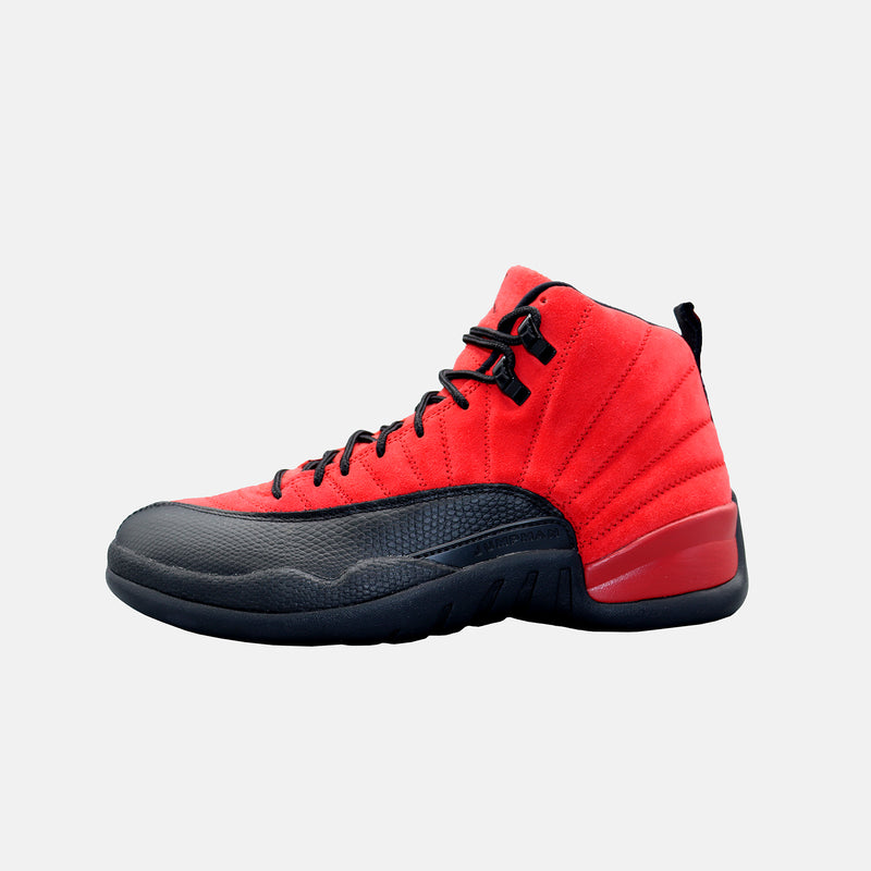DripLA - Air Jordan 12 Retro - Varsity Red / Black