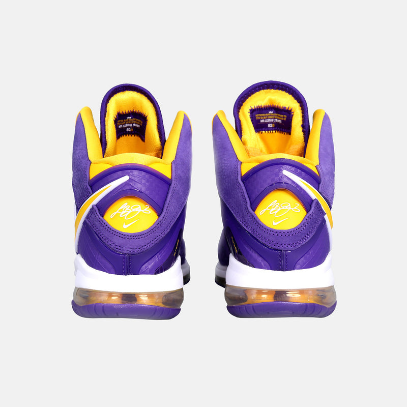 Nike LeBron 8 - Court Purple / University Gold