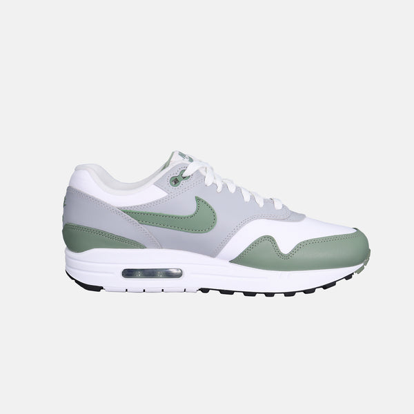 DripLA - Nike Air Max 1 PRM - White / Spiral Sage / Wolf Grey