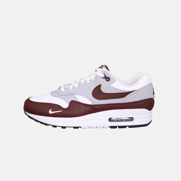 DripLA - Nike Air Max 1 PRM - White / Mystic Dates / Wolf Grey