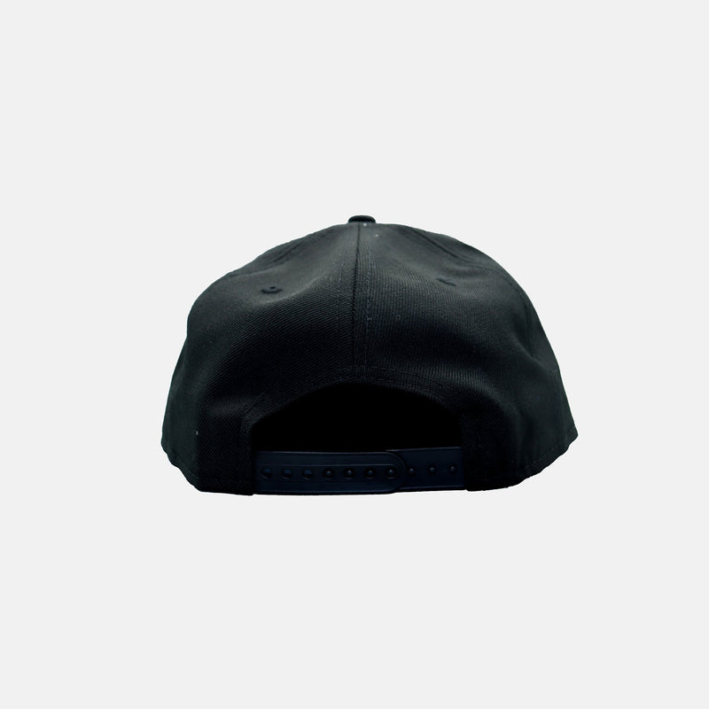 Paper Planes The OG Crown Old School Snapback Hat - Black