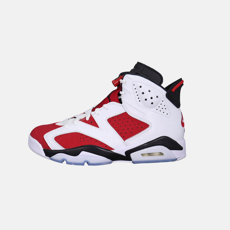 Air Jordan 6 Retro - White / Black / Carmine