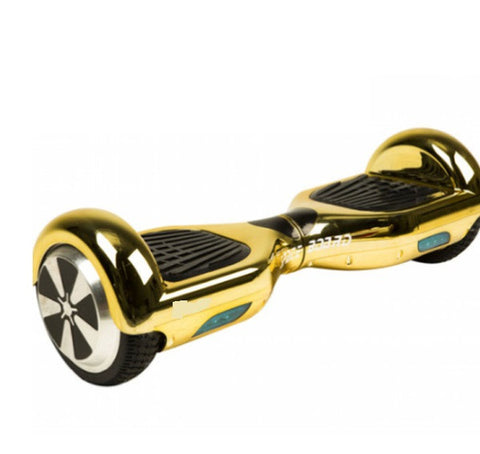 METALLIC GOLD Smart Balance Wheel Self Balancing Electronic Scooter Drifting Board (FREE SHIPPING)