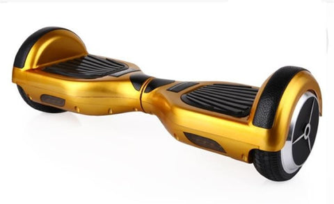 GOLD Smart Balance Wheel Self Balancing Electronic Scooter Drifting Board (FREE SHIPPING)
