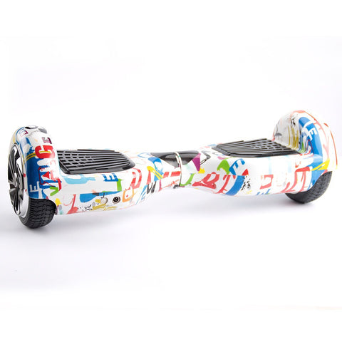 GRAFFITI Smart Balance Wheel Self Balancing Electronic Scooter Drifting Board (FREE SHIPPING)