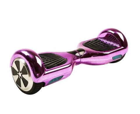 METALLIC ROSE Smart Balance Wheel Self Balancing Electronic Scooter Drifting Board (FREE SHIPPING)