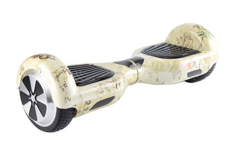 HOLIDAY Smart Balance Wheel Self Balancing Electronic Scooter Drifting Board (FREE SHIPPING)