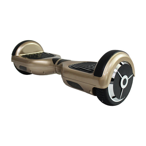 CHAMPAGNE Smart Balance Wheel Self Balancing Electronic Scooter Drifting Board (FREE SHIPPING)