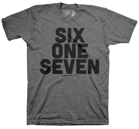 617 Boston Area Code T-Shirt