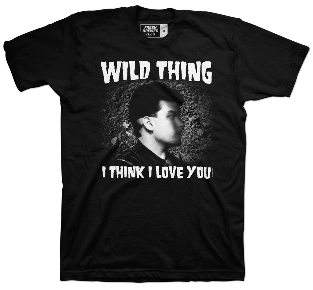 "Rick ""Wild Thing"" Vaughn T-Shirt"