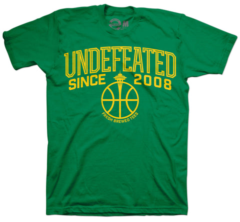 Undefeated Since 2008 T-Shirt