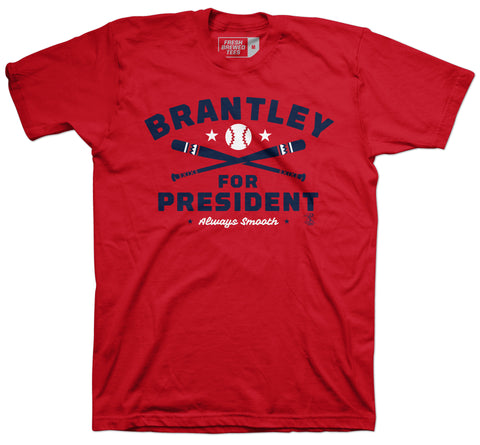 Michael Brantley For President T-Shirt
