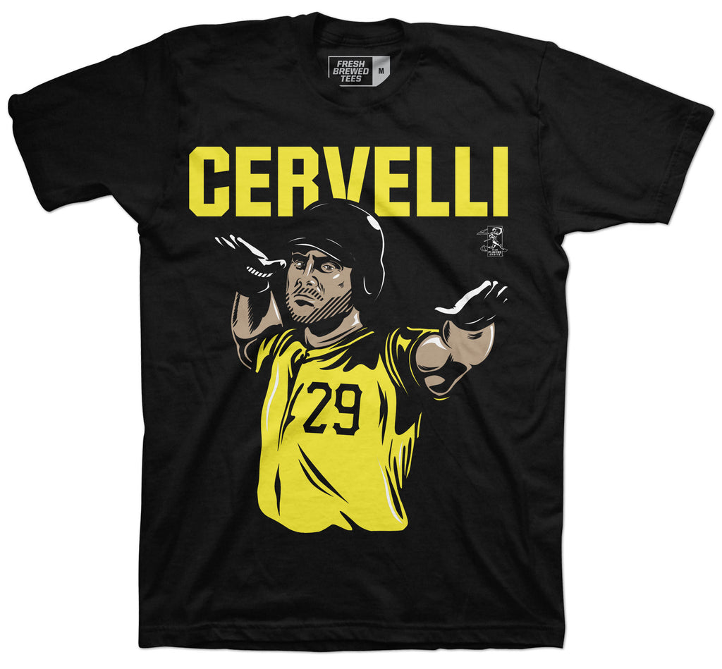 Francisco Cervelli Celebration T-Shirt