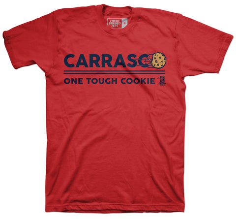 "Carlos ""Cookie"" Carrasco T-Shirt"