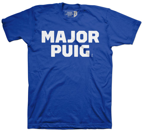 "Yasiel ""Major Puig"" T-Shirt"