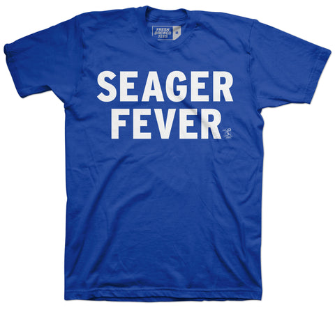 Corey Seager Fever T-shirt