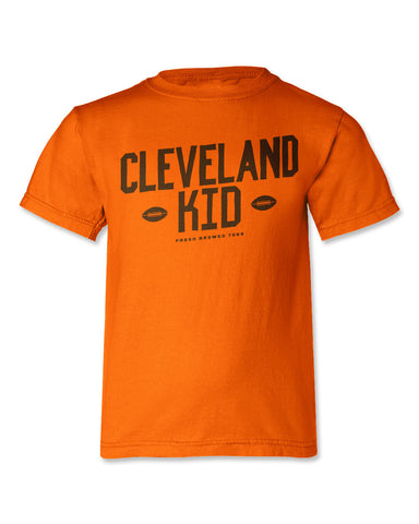 Cleveland Football Kid Youth T-Shirt