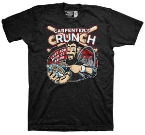 Matt Carpenter Carpenter's Crunch Cereal T-shirt