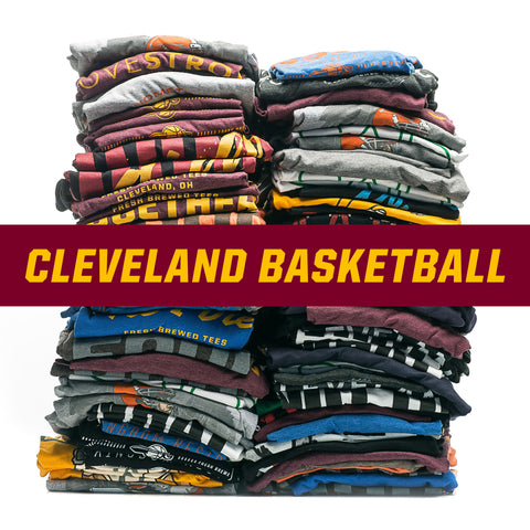 Cleveland Basketball Mystery Pack