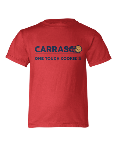 "Carlos ""Cookie"" Carrasco Youth T-shirt"