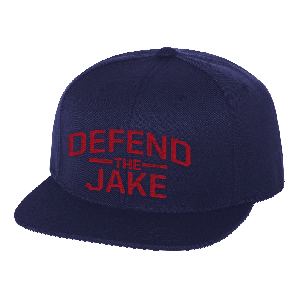 Defend the Jake Navy Hat