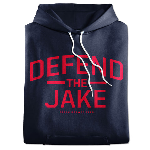 Defend the Jake Navy Hoodie