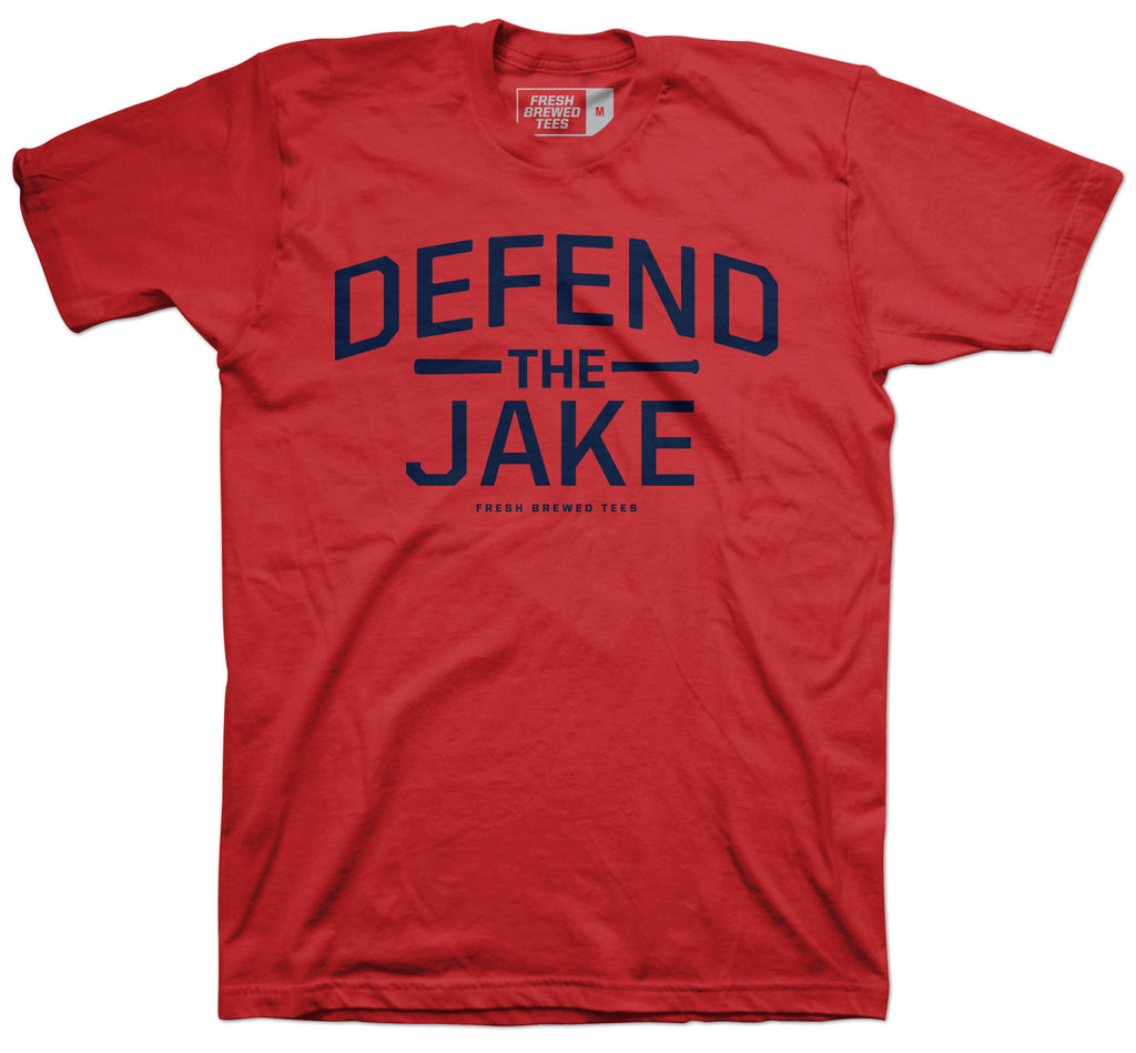 Defend the Jake Red T-Shirt