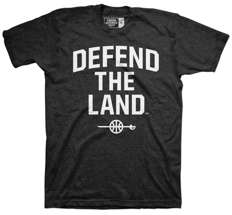 Defend the Land Sword T-shirt