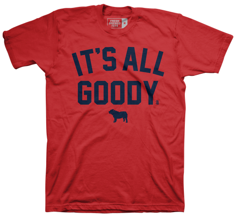Nick Goody It's all Goody T-shirt