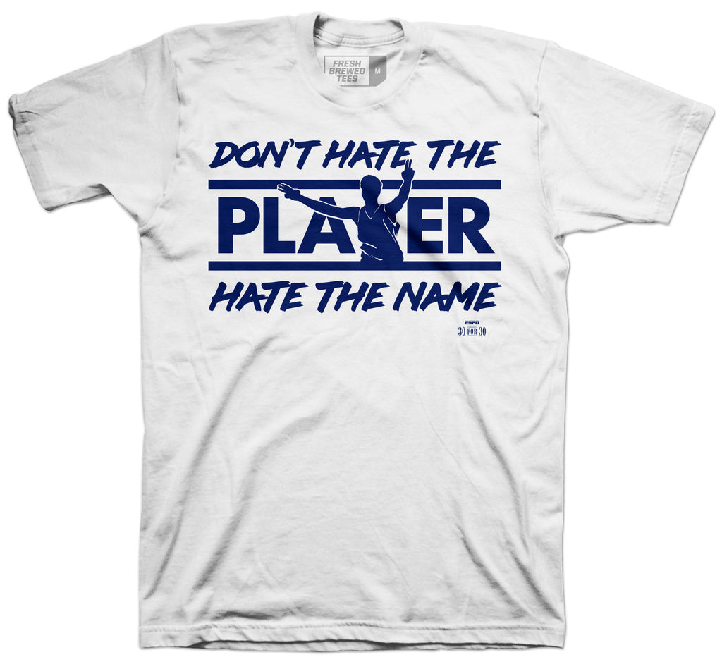 I Hate Christian Laettner White T-shirt