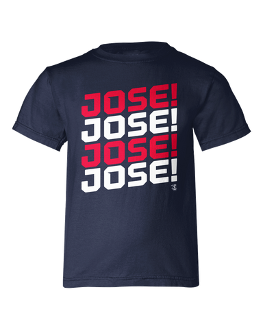 Jose Jose Jose Jose Ramirez Youth T-shirt