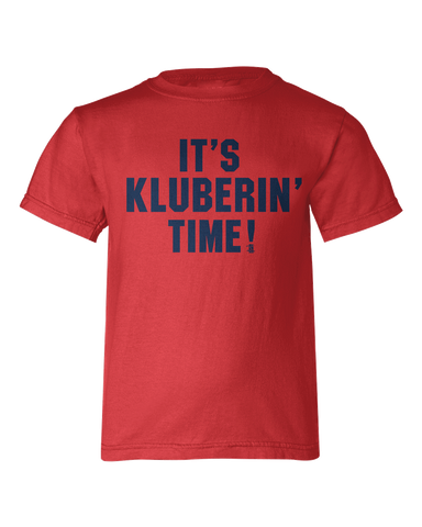 It's Corey Klubering Time Youth T-shirt