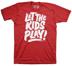 Cincinnati Baseball Let the Kids Play T-shirt