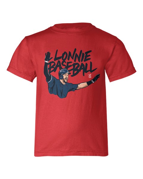 Lonnie Baseball Chisenhall Youth T-shirt