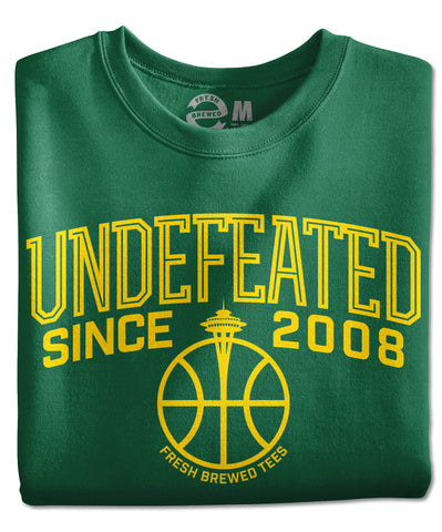 Undefeated Since 2008 Crewneck